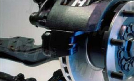De um modo geral, o retardador ou travão elétrico funciona: