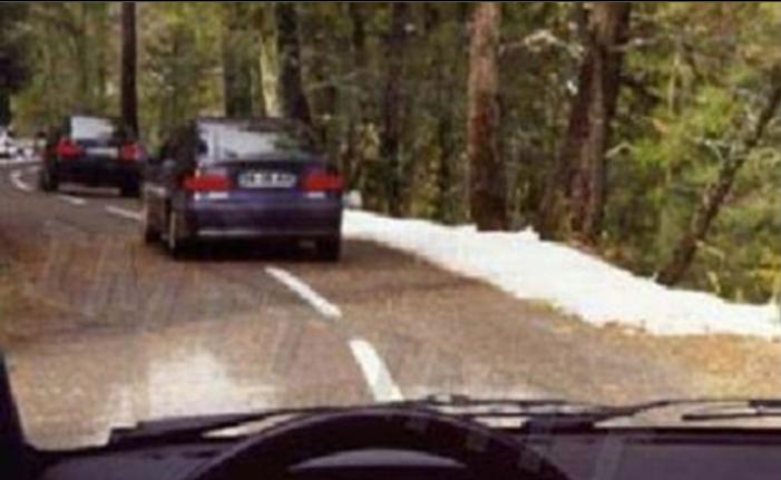 A condução em condições atmosféricas adversas implica:
