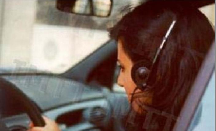 A proibição de utilizar certos aparelhos, aplica-se ao condutor: