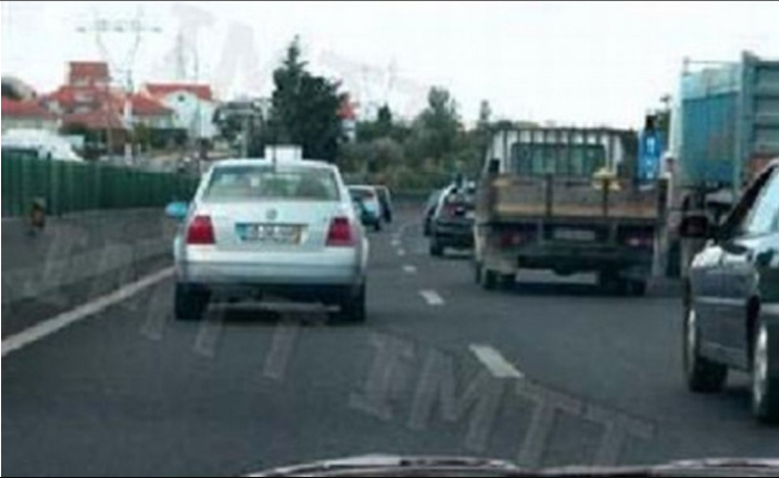 A que distancia devo circular do veículo que se encontra à minha frente?