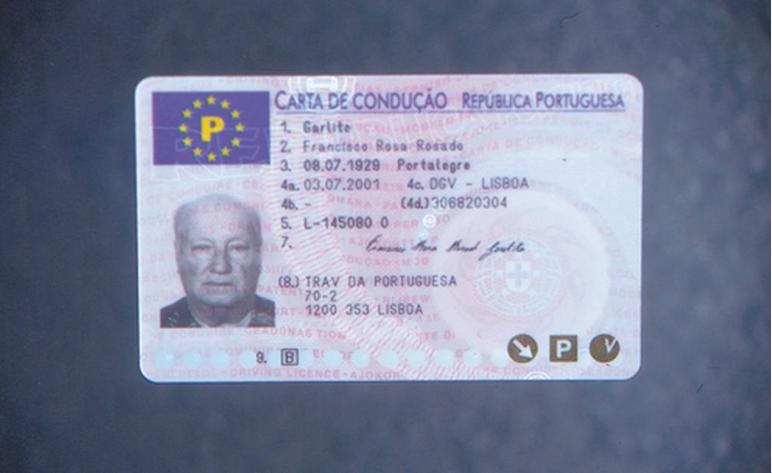 A idade mínima para obter a carta de condução da categoria C é: